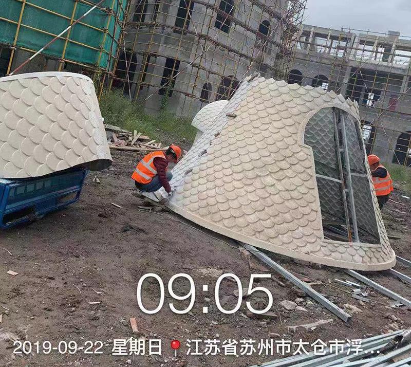 上海grg构件