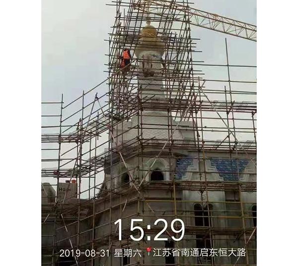 江苏省南通市启东恒大路